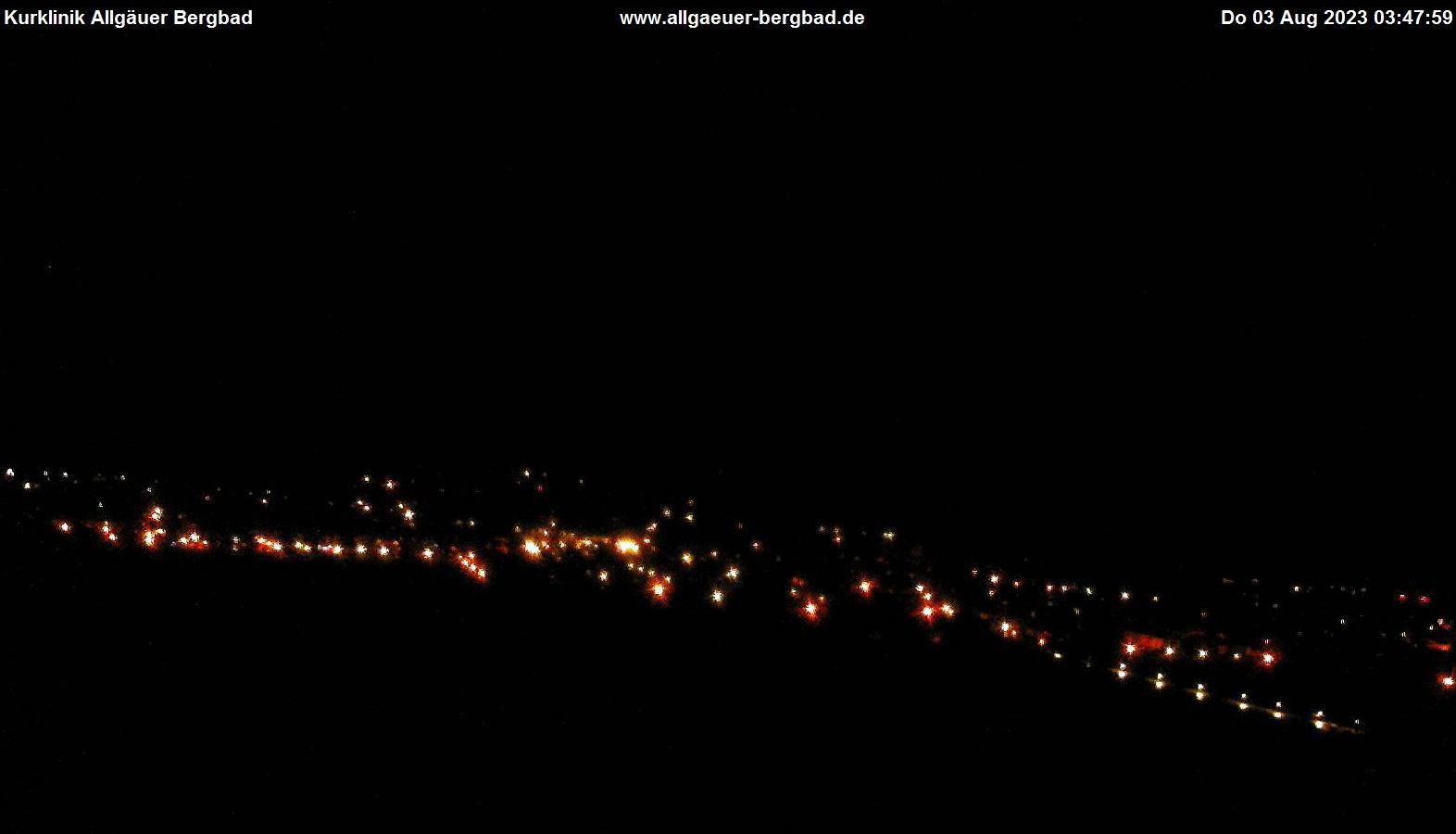 Webcam: Kurklinik Allgäuer Bergbad